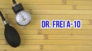 Розпакування DR. FREI A-10