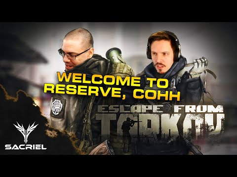 [Escape From Tarkov] WELCOME TO RESERVE, COHH! Crazy tutorial