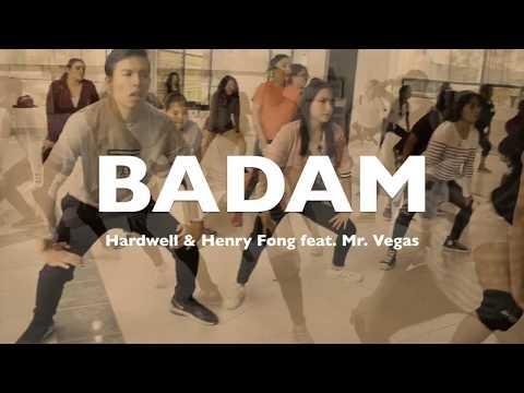 Hardwell & Henry Fong feat. Mr. Vegas - Badam (COREOGRAFIA)// BRANDON RANGEL