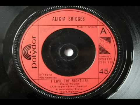 Alicia Bridges  I Love The Nightlife 1978