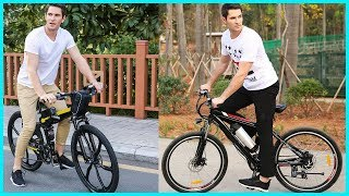 Top 5 Best Electric Mountain Bikes 2018