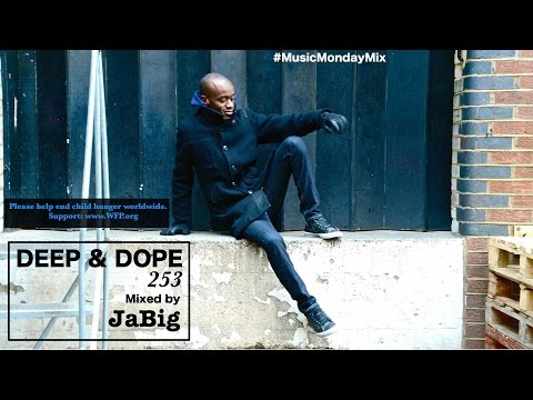Acid Jazz, Soulful, Deep House Music Lounge DJ Mix JaBig - DEEP & DOPE 253