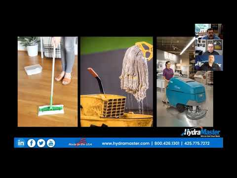 Emerging Opportunities 3   - Deep Cleaning Of Hard Surfaces Webinar