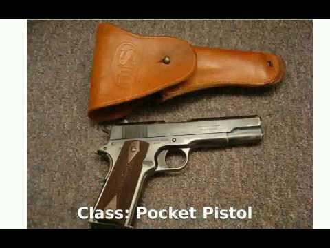 Cobra Titan Derringer  .45 Colt Pistol  Info Tech Details [jendiasa]