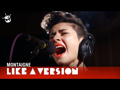 Montaigne covers Sia 'Chandelier' for Like A Version