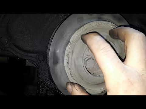 Ford Transit AWD замена сцепления часть 2