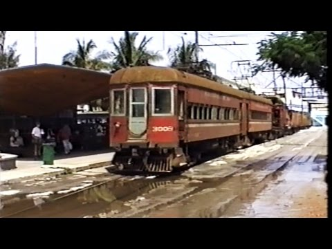 Hershey Electric Railway Cuba 1990 Part 1 Casa Blanca