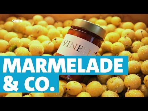 Marmelade, Chutney, Grillsaucen - Die Feinkostmanufaktur Vinella | made in Südwest | SWR Fernsehen