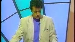 Motus 1990, quand Thierry Beccaro cherchait dans le dico...