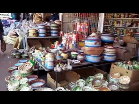 Бухарест Рынок Обор Bucharest Market  Obor