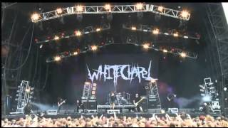 Whitechapel Live @ Bloodstock 2013