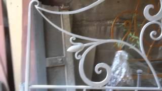 кованая кровать от фабрики досс(, 2015-06-23T09:13:08.000Z)