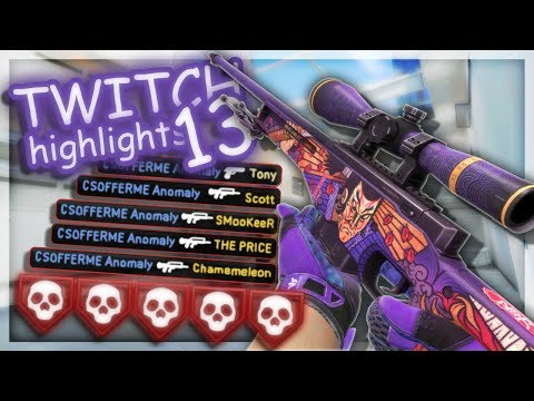 TWITCH HIGHLIGHTS 13 - THE DUMBEST HIGHLIGHTS