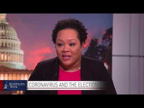 #WashWeekPBS Extra: How are reporters handling the coronavirus crisis?