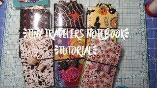 📖 Tiny Travelers Notebook Tutorial 📖