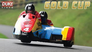 HOW TO corner a Sidecar! Scarborough Gold Cup 2014! Epic Road Racing