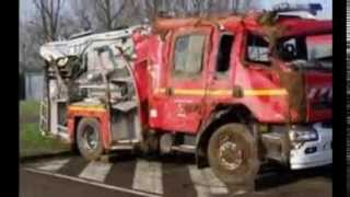 Copie de Accident de gendarmerie pompier et samu