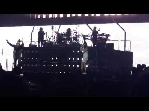 The Weeknd Featuring Lana Del Rey - Prisoner (Live at The Forum).mp4
