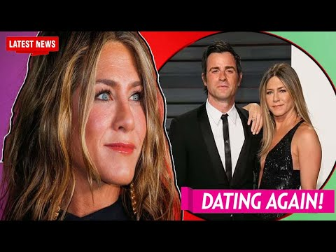 Jennifer Aniston has admitted that she and ex-husband Justin Theroux are dating again.