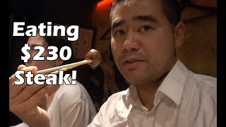 Trying Kobe Beef and All you Can Eat A5 Wagyu in Japan
