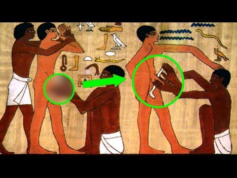 5 Самых Страшных Вещей Про Древний Египет, о Которых Нам Не Рассказывали!