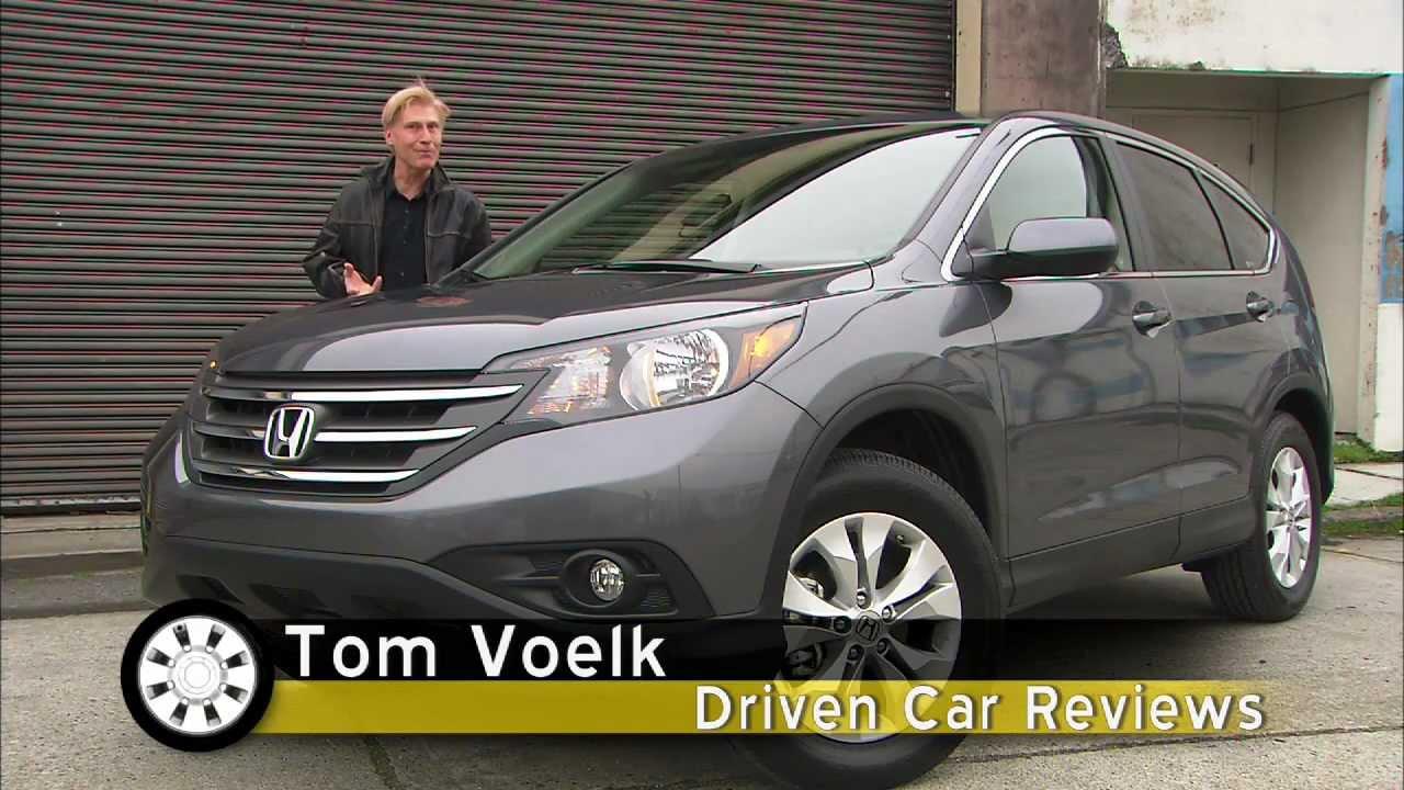 2012 Honda CR V EX AWD   YouTube