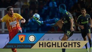 Benevento-inter 1-2 highlightshighlights from the fixture between benevento and inter on matchday 07 of 2017/18 serie a tim season that finished with ...