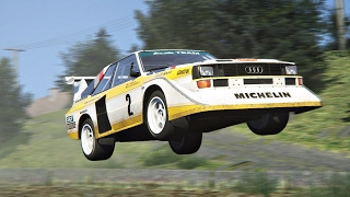 AC - Pushing Audi S1 to the limit!