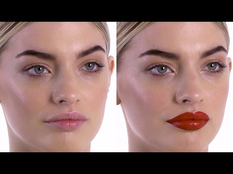 How To: Luscious Red Lips with Liptensity Lipstick I M·A·C Tutorial