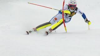 Frida Hansdotter - 2nd Place - Slalom #2 - 2015 Nature Valley Aspen Winternational