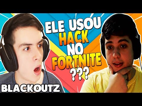 BLACKOUTZ USA HACK NO FORTNITE? RESPOSTA OFICIAL EPIC GAMES