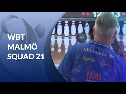 World Bowling Tour Malmö - Malmo, Sweden - Squad 21