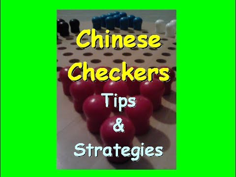 Chinese Checkers Tips & Strategies