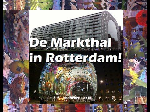 De Markthal in Rotterdam!