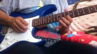 guitar can nha di vang