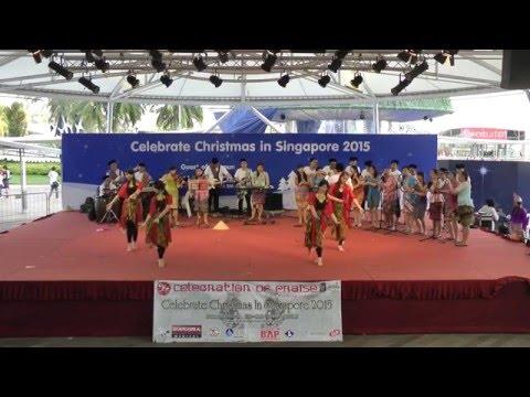 Don Dap Dape Bali by Celebration of Praise (Bandung Indonesia) at CCIS 2015