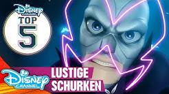 Die Disney Channel Top 5: Lustige Miraculous-Schurken!