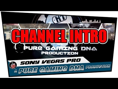 cool intro templates sony vegas - channel intro sony vegas pro 13 intro template cool