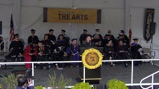 2016 CSULB Commencement - College of The Arts