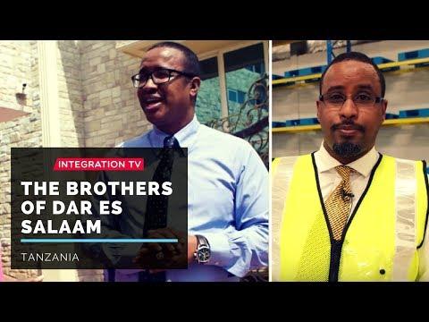 The brothers of Dar es Salaam, Tanzania!