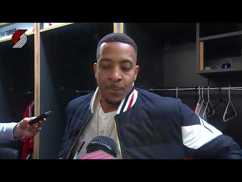 McCollum: 'We Finally Got One' | Interview | November 2, 2017