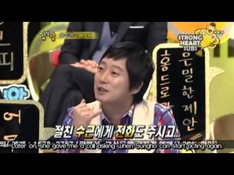 Strong heart SNSD and 2PM ep 19 (4/6)