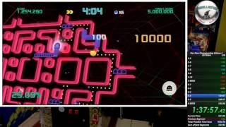 Pac-Man Championship Edition 2 Speedrun: 228 Stars - 12 Minute Time Save