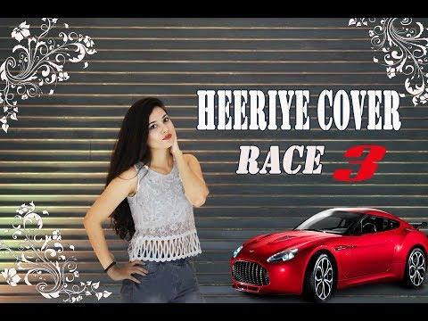 Heeriye - Race 3|Dance Cover |Choreography |Salman Khan Jacqueline|Sandy Katty