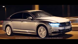 2015 New Volkswagen Passat TV commercial