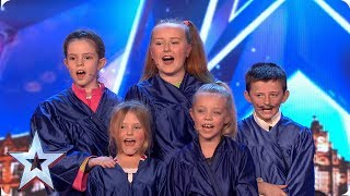 FIRST LOOK: Dream comes true for Flakefleet Primary School | BGT 2019