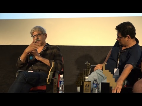 In Conversation with Sriram Raghavan and Shridhar Raghavan at #IFFI2018, Goa
