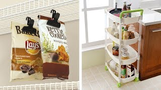 12 Simple Yet Effective Pantry Organizing Ideas