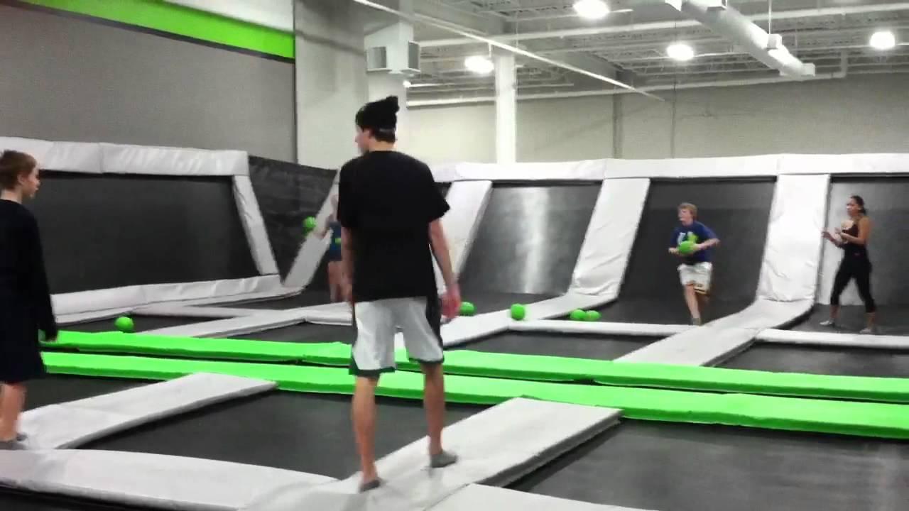 Zero Gravity Trampoline Park YouTube