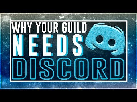 Why Your Guild NEEDS To Switch To Discord